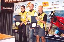 Úspěšní cyklisté Lokomotivy Trutnov