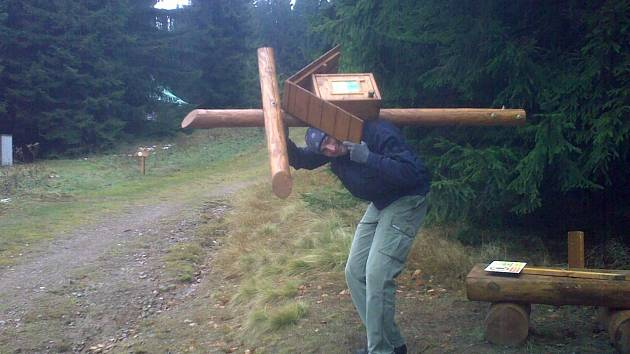 Včelí naučná stezka hraběte Jana Harracha je velmi oblíbená.
