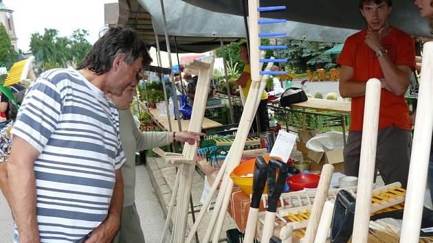 Krakonošovy tržnice - výstava hospodářského zvířectva v Roztokách u Jilemnice