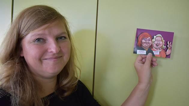 Starostka Mladých Buků Lucie Potůčková dostala bezmála 11 tisíc preferenčních hlasů, nejvíc v Královéhradeckém kraji, a míří do Poslanecké sněmovny.