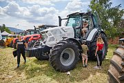 Na osvětovou akci do farmářského areálu ve Voletinách dorazilo téměř 1000 školáků.