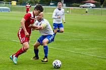 Na druhém řádku kuponu 2. kola se tipoval výsledek derby Trutnov vs. Dvůr Králové (1:3).