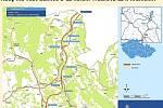 Silničáři začali projektovat úsek dálnice Trutnovskem