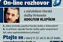ONLINE - Adolf Klepš