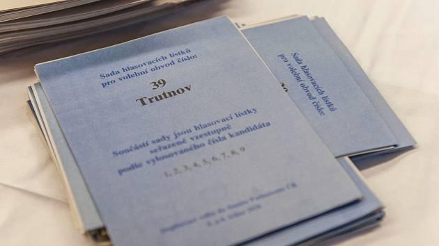 Doplňovací senátní volby na Trutnovsku