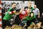Skvělý restart. O víkendu se znovu rozběhla extraliga házenkářů a Jičín byl po návratu na palubovku úspěšný, když vyhrál na palubovce SKKP Handball Brno 28:27.