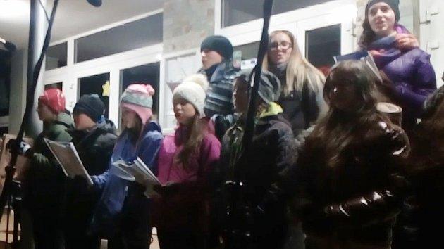 Česko zpívá koledy - Trutnovsko 2017