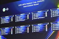 Pokud by Češi zvládli národní kvalifikaci, čekali by je soupeři z Ukrajiny či Bosny.