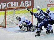 Vrchlabští hokejisté přehráli Jablonec 4:2.