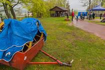Sezóna u Gablenze (ne)začala. Kvůli dešti.