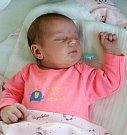 ANEŽKA GELTNEROVÁ se narodila 27. května. Vážila 3,95 kg a měřila 53 cm. Doma je ve Dvoře Králové nad Labem.