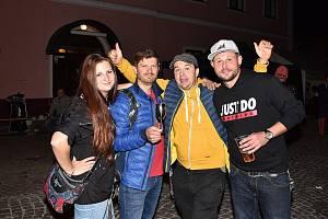 Maršovská pouť přilákala řadu návštěvníků.