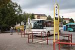 Radnice ve Dvoře Králové chce získat do svého vlastnictví autobusové nádraží. Kupní smlouva se společností Arriva je připravená.
