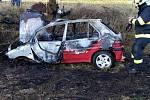 Dopravní nehoda v Mladých Bukách