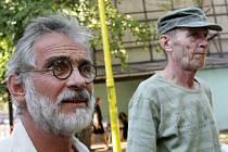 Trutnov Open Air Music Festival 2013 - Oldřich Kaiser a Jiří Schmitzer