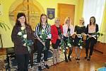 Za pomoc druhým ve volném čase dostali ocenění od Rotary klubu.