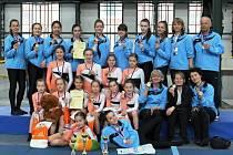 ÚSPĚŠNÝ VÝLET do Ostravy za sebou má výprava trutnovských gymnastek. Bez medaile se žádná nevracela.