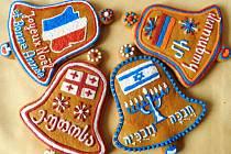 Perníčky vyrábějí Ročkovi pro přátele i velvyslance