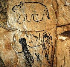 Ústí do Albeřické jeskyně poničili vandalové. Ohrozili i netopýry