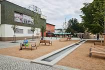 Trutnov dokončil rekonstrukci pěší zóny v centru města.
