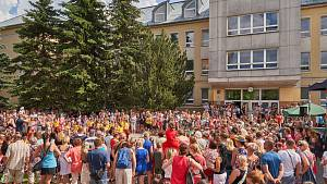 Oslavy 60 let ZŠ Komenského v Trutnově