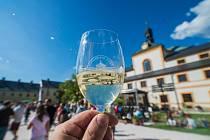 V sobotu 12. září se koná Vinobraní na Kuksu.