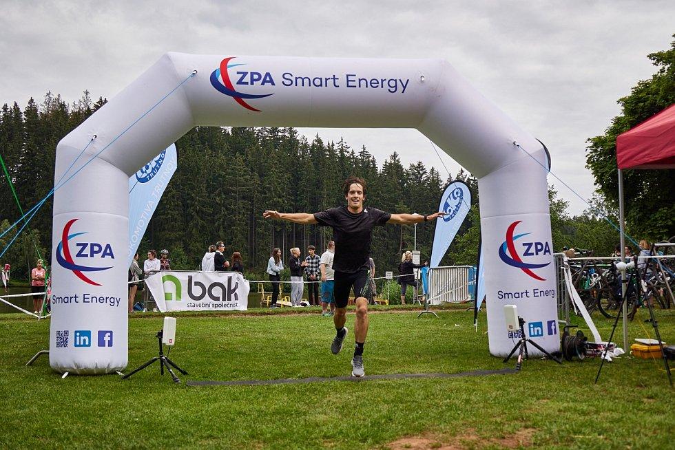 Ve středu 21. 7. se konal tradiční již 32. ročník závodu ZPA Smart Energy Triatlon Dolce.