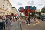 Jarmark zaplnil náměstí v Trutnově