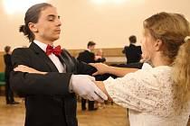 Taneční kurz ve Vrchlabí.