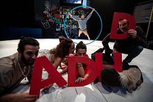 Cirk-UFF v Trutnově představí La Putyku a představení ADHD.