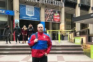 Tomáš Navrátil nepovažuje trest za správný.