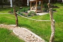 Mateřská školka Srdíčko má novou unikátní zahradu