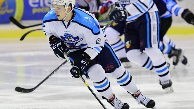 V probíhajícím ročníku nastřílel Štěpán Matějček 18 branek a v kanadském bodování klubu mu patří čtvrté místo.