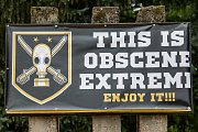 Festival Obscene Extreme začal v Trutnově.