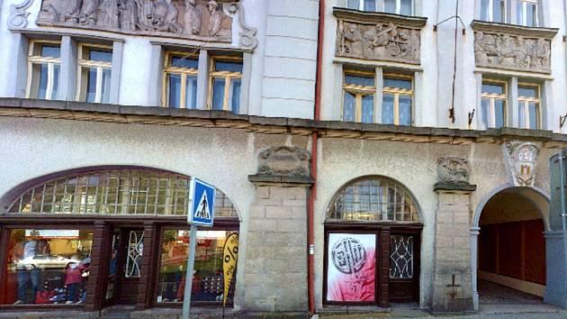 Dům č. p. 400 v královédvorské Švehlově ulici.