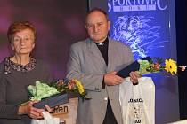 Miroslava Drbová a Luděk Wágner
