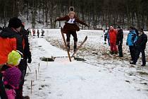 Žacléřští lyžci si poradili i bez sněhu
