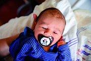 ADAM se narodil 30. října v 1.04 hodin rodičům Nikole a Petrovi. Vážil 3,78 kg a měřil 52 cm. Rodina má domov ve Vrchlabí.