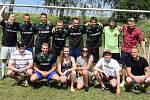 Letní sezonu oblíbených turnajů v malé kopané zahájil Libotov cup.