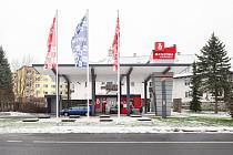 Nová samoobslužná čerpací stanice v Harrachově se nachází na hlavním tahu mezi Českou republikou a Polskem a je otevřena nonstop.
