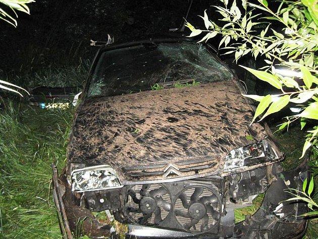 Vážná dopravní nehoda v Bohuslavicích