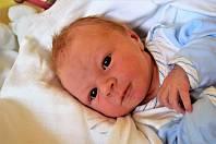 Richard Jarmil Trýzna se narodil 25. září s mírou 50 cm  a váhou 3,33 kg. Šťastnými rodiči jsou Eva Zirmová a Jarmil Trýzna z Lánova.