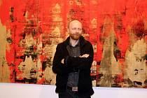 Malíř Patrik Hábl