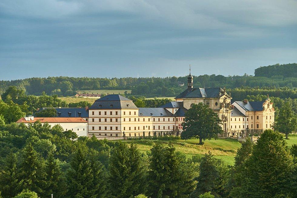 Barokní areál hospitálu Kuks je od pondělí 25. května kompletně otevřený.