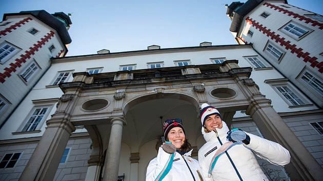 Jedním z úkolů energetika města je hlídat provoz příspěvkových organizací a městského úřadu, který sídlí v budově vrchlabského zámku.