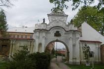 Zámek Líčkov.