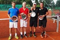 SAMOZŘEJMOSTÍ královédvorského JUTA CUPU jsou také turnaje ve čtyřhře. Na účastníky čekají skvělé ceny.