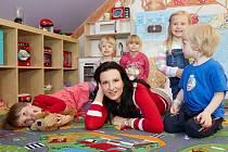 Školka Meluzínek slouží dětem od půl roku