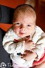 Šarlota Šarkezi se narodila Tereze a Davidovi 19. května. Vážila 3,3 kilogramu a bydlet bude v Horní Branné.