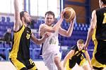 Play out basketbalové I. ligy: Kara Trutnov - BC Vysočina.